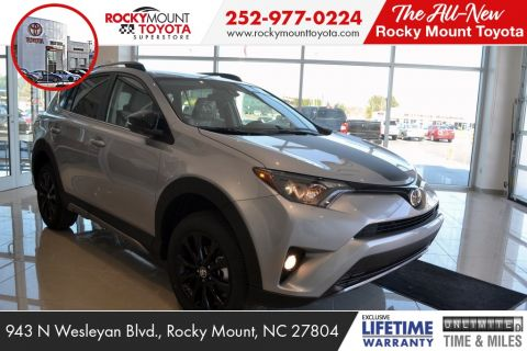 New 2018 Toyota RAV4 Adventure AWD
