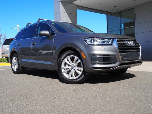 pre owned 2017 audi q7 3 0t premium 4d sport utility in rocky mount n105102a rocky mount toyota. Black Bedroom Furniture Sets. Home Design Ideas